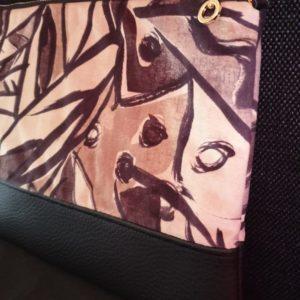 pochette à bandoulière SOFIA base noire